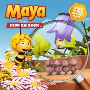 Maya : kijk- en zoekboek
