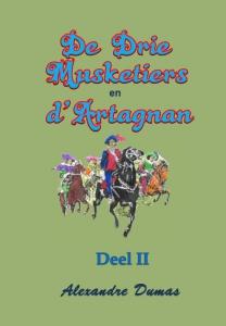 De drie musketiers en d'artagnan deel II