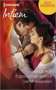 Vurige kus; Espresso en amore; Verhit weerzien (3-in-1)