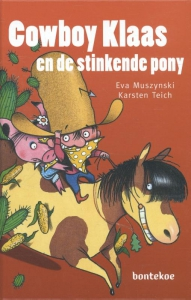 Cowboy Klaas en de vieze pony