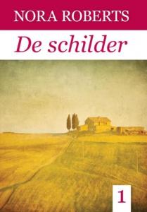 De schilder - grote letter uitgave