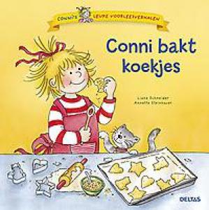Conni's leuke voorleesverhalen - Conni bakt koekjes