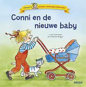 Conni's leuke voorleesverhalen - Conni en de nieuwe baby