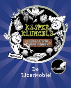 KASPER KLUNGELS FANTASTISCHE ONTDEKKINGEN