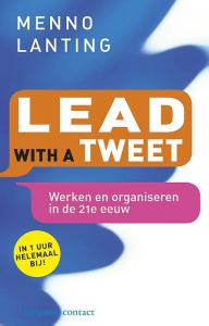 Lead with a tweet