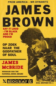 Mcbride*james brown, op zoek naar de godfather of soul