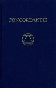 Concordantie van de boeken van de Rozekruis Pers