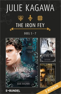 De Iron Fey deel 5 - 7 (3-in-1)