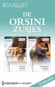 De Orsini zusjes (2-in-1)
