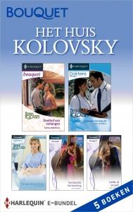 Het huis Kolovsky (5-in-1)