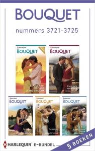 Bouquet e-bundel nummers 3721-3725