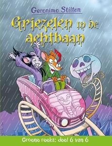 Groene reeks 6 - Griezelen in de achtbaan - Makkelijk lezen