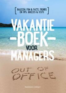 Vakantieboek voor managers