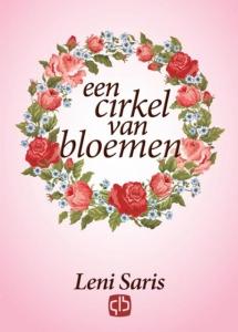 Een cirkel van bloemen - grote letter uitgave