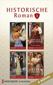 Historische roman e-bundel 1
