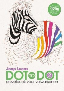 Dot-to-Dot puzzelboek voor volwassenen  2
