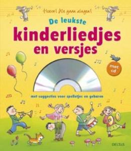 De leukste kinderliedjes en versjes met CD