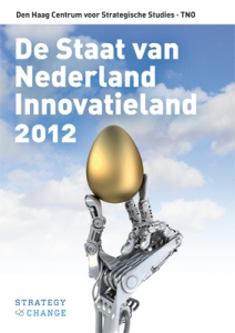 De staat van Nederland innovatieland  2012