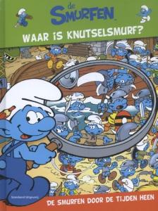 De Smurfen door de tijden heen - zoekboek