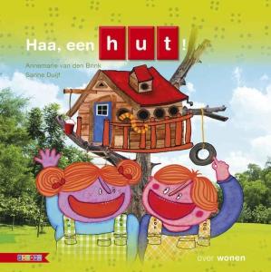 Haa, een hut !