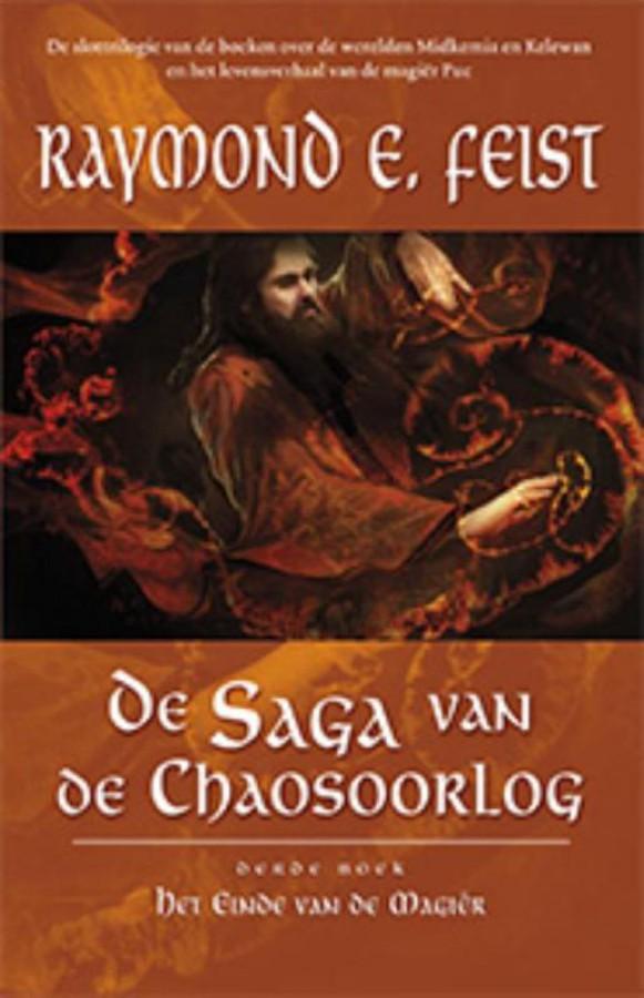 Saga van de Chaosoorlog 3 - Het Einde van de Magiërs