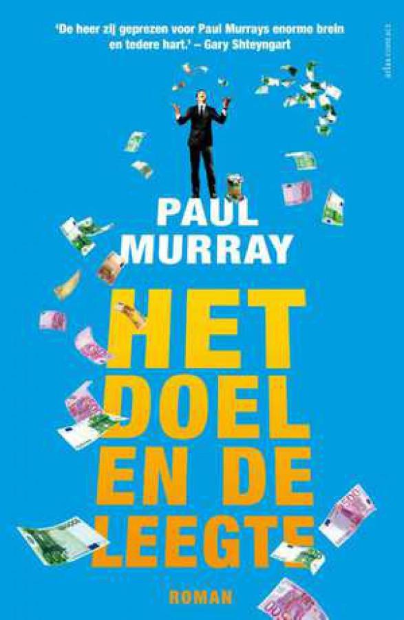 Het-doel-en-de-leegte-paul-murray-boek-cover-9789025448189