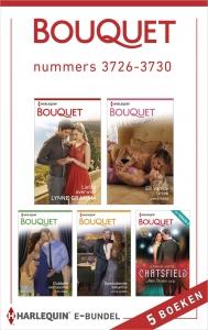 Bouquet e-bundel nummers 3726-3730