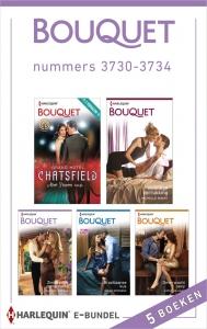 Bouquet e-bundel nummers 3730-3734 (5-in-1)