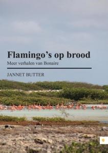 Flamingo's op brood