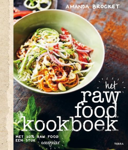 Het raw food kookboek