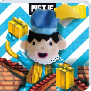 Vingerpopboekje Piet