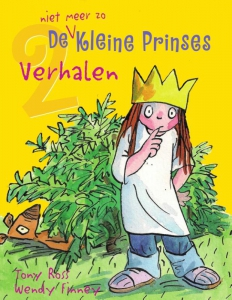 De (niet meer zo) Kleine Prinses 2 Verhalen