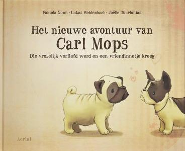 Een nieuw avontuur van Carl Mops