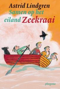 Samen op eiland Zeekraai