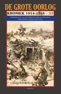 Grote oorlog kroniek 32 1914 - 1918