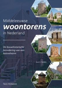 Middeleeuwse woontorens in Nederland