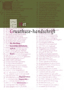 Het gruuthuse handschrift