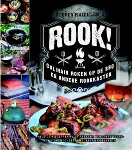 Rook! Culinair roken op de BBQ en andere rookkasten