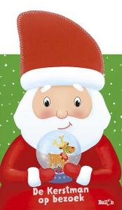 De Kerstman op bezoek