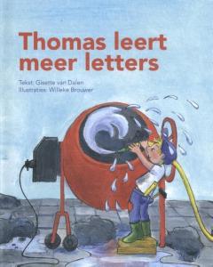 Thomas leert meer letters 5 Thomas