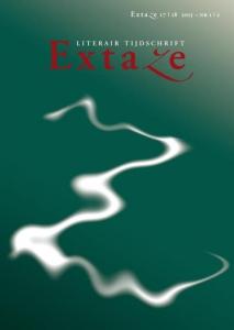 Extaze 17/18. literair tijdschrift
