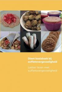 Dieet basisboek bij sulfietovergevoeligheid