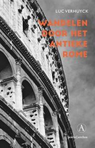 Wandelen door het antieke rome