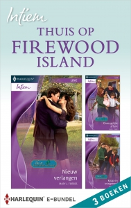 Thuis op Firewood Island (3-in-1)