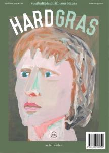 Hard Gras  107 - April 2016