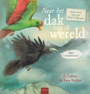 Samen leren lezen met Raaf en Papegaai