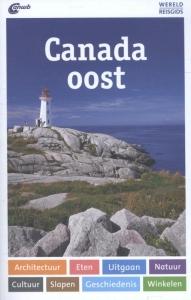 ANWB Wereldreisgids Canada-Oost