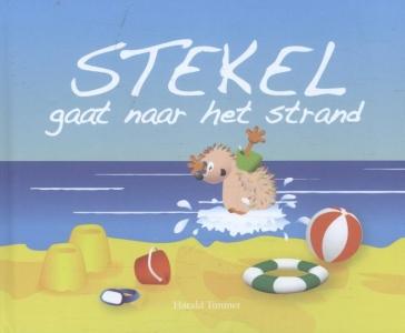 Stekel gaat naar het strand