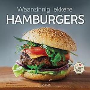 Waanzinnig lekkere hamburgers_Sandra Mahut