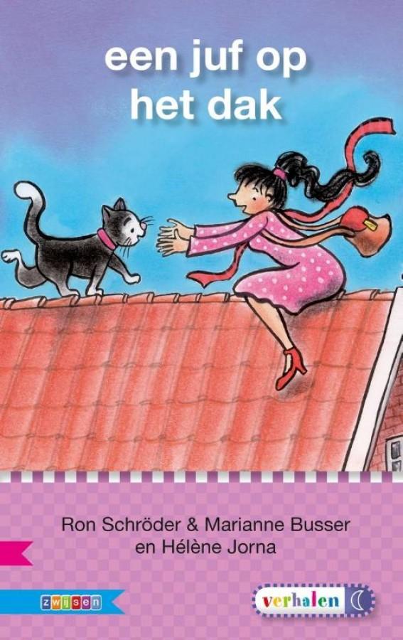 Een juf op het dak AVI M3